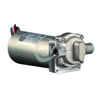 Direct drive gear pump-motor